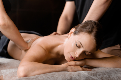 Four Hands Massage And It's Benefits